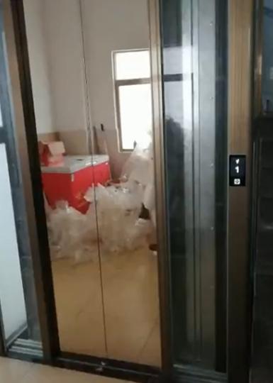 新富豪家用别墅电梯价格